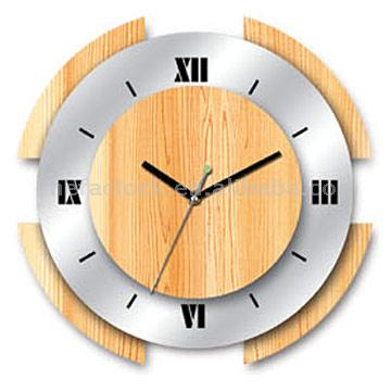Norų išpyldymas Artistic_clock_and_wall_clock