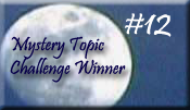 Mystery Topic Challenge Winner